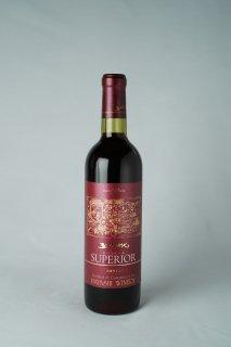 五一ワイン スペリオール赤 720ml