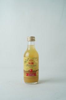 アルプス 旬摘プレミアム 昔ながらの飲める林檎 200ml