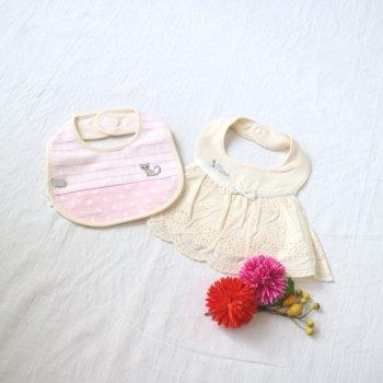 nino-nyan baby gift set スタイ+スタイ|70cm