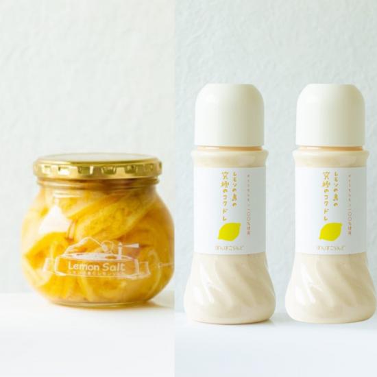 【まとめてお得】レモンソルト&コクドレ2本セット