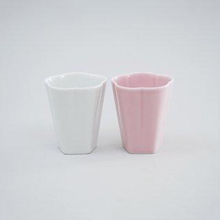 花型ミニコップ(2色)