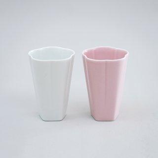 花型グラス(2色)