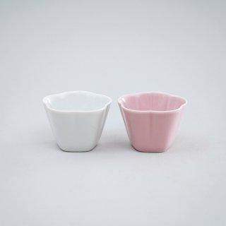 花型ミニ鉢(2色)