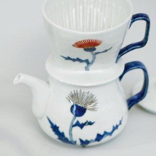 錦赤アザミ ひねりコーヒーシリーズ(2種)