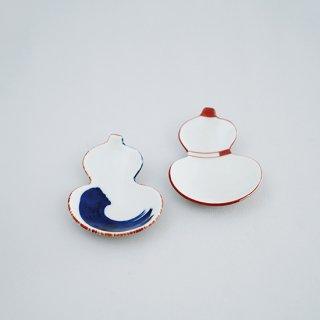 瓢型平豆皿(2柄)