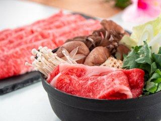石垣牛 ロースすき焼きしゃぶ 500g【担たん亭 精肉部】