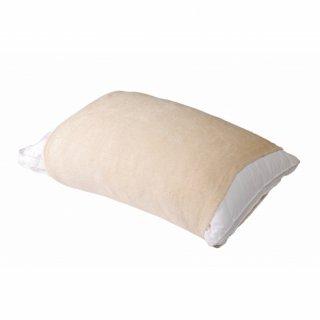 【MUSHUGEN】無臭元なめらか枕カバー(color:ベージュ)寝汗や加齢臭など枕のお悩みが気になる方へオススメ<選べる4色>の商品画像