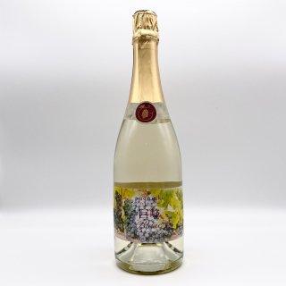 五島ワイン 巨峰スパークリングブラン 白 750ml