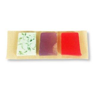 【オンラインショップ限定】トリプレット・ミニソープ ウィンター Triplet Mini Soap Winterの商品画像