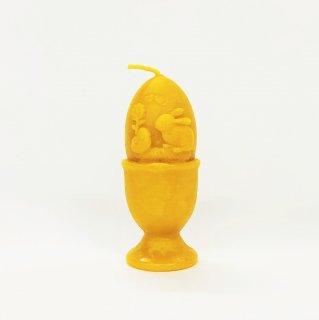 デザインキャンドルP・エッグスタンドの商品画像