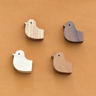 輪ゴムフック 鳥