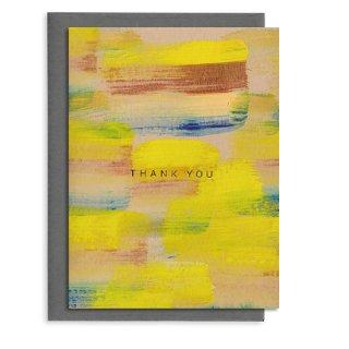 手描きのメッセージカード[ゴッホ 自画像]L