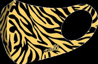 サンスポ虎柄マスク(一体型)