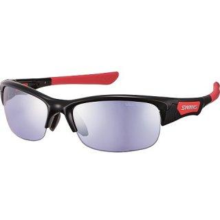<New>スポーツアイウェア「SWANS」<br>SPB-0714 フレームカラー:BK(ブラック)