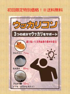 【初回特価】ウッカリコン ※送料無料