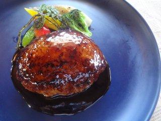 イタリア料理店のシェフが本気で作った上州牛のハンバーグ(5個入り)
