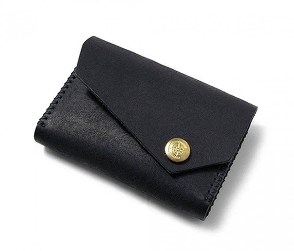 ワイドカードケース [ブラック] / Wide Card Case [BLACK]