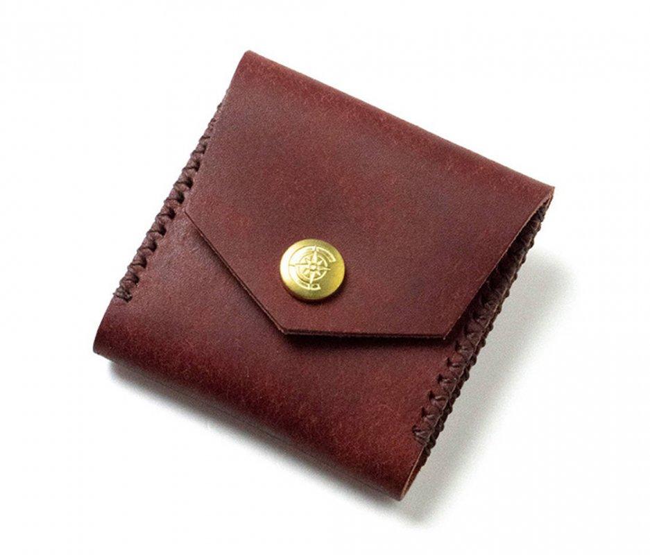 スクエアコインケース [レッド] / Square Coin Case [RED]