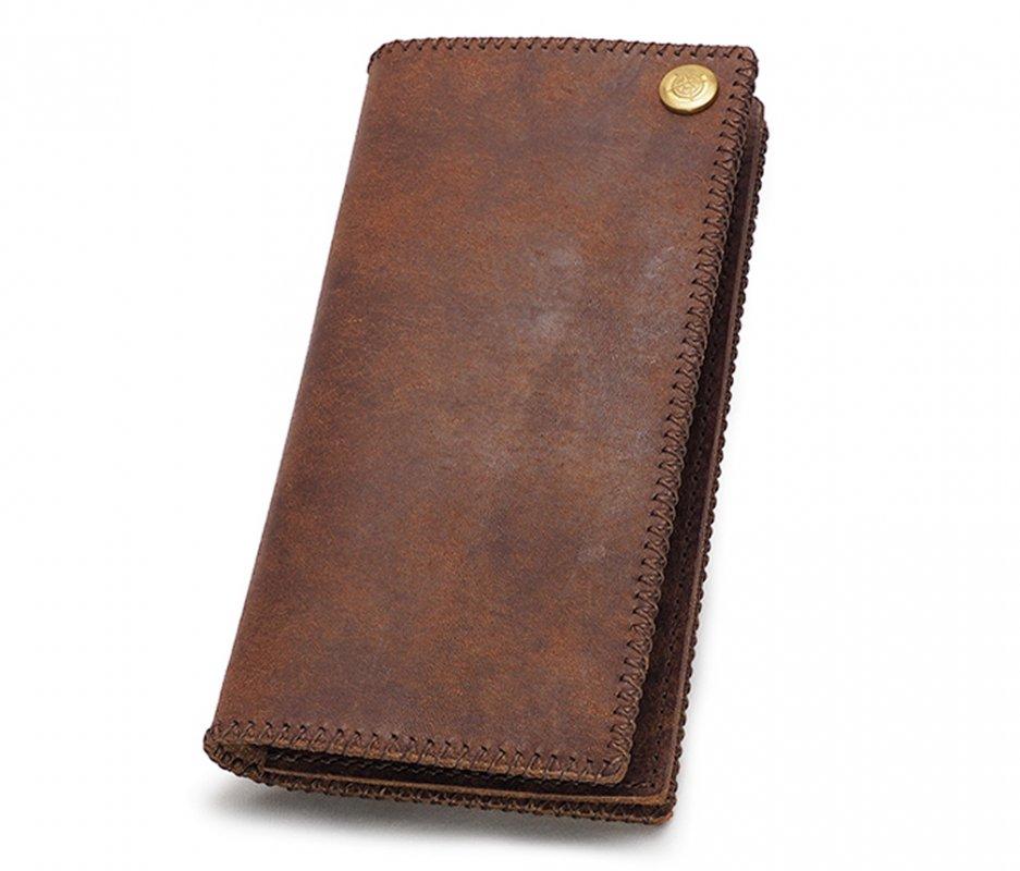 長財布 (コインあり) [ブラウン] / Long Wallet II [BROWN]