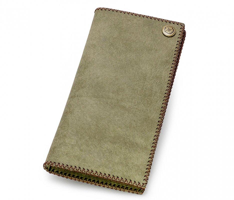 長財布 (コインあり) [カーキ] / Long Wallet II [KHAKI]