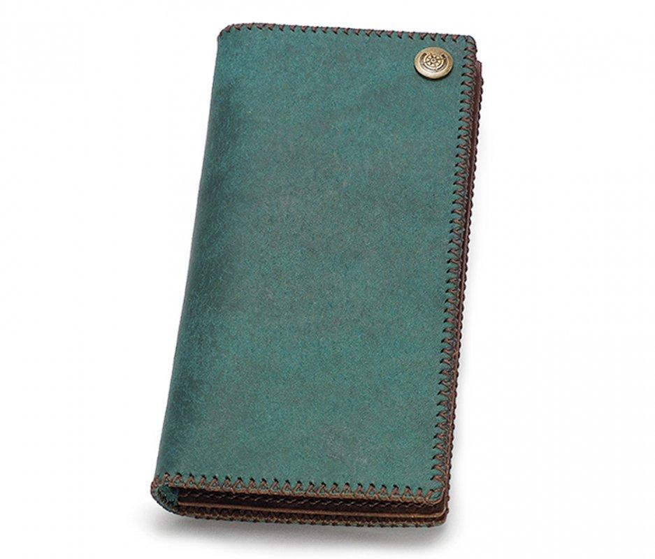 長財布 (コインあり) [ブルー] / Long Wallet II [BLUE]