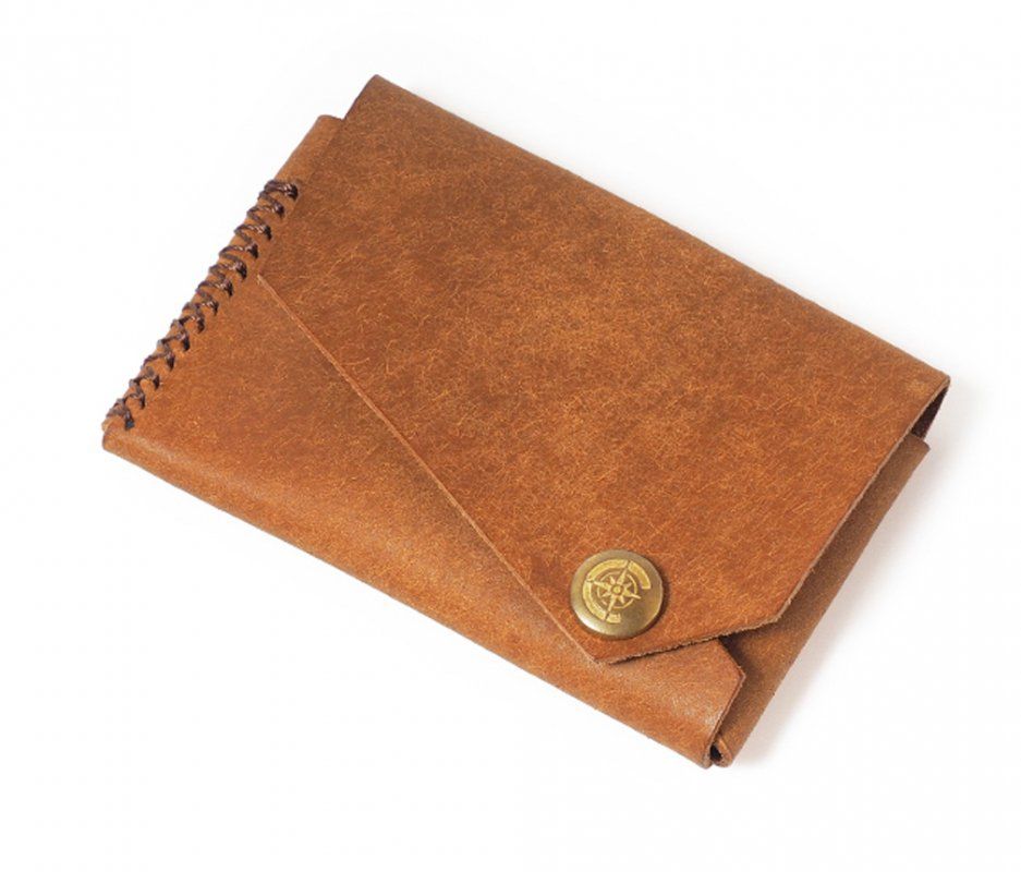 カードケース [キャメル] / Card Case [CAMEL]