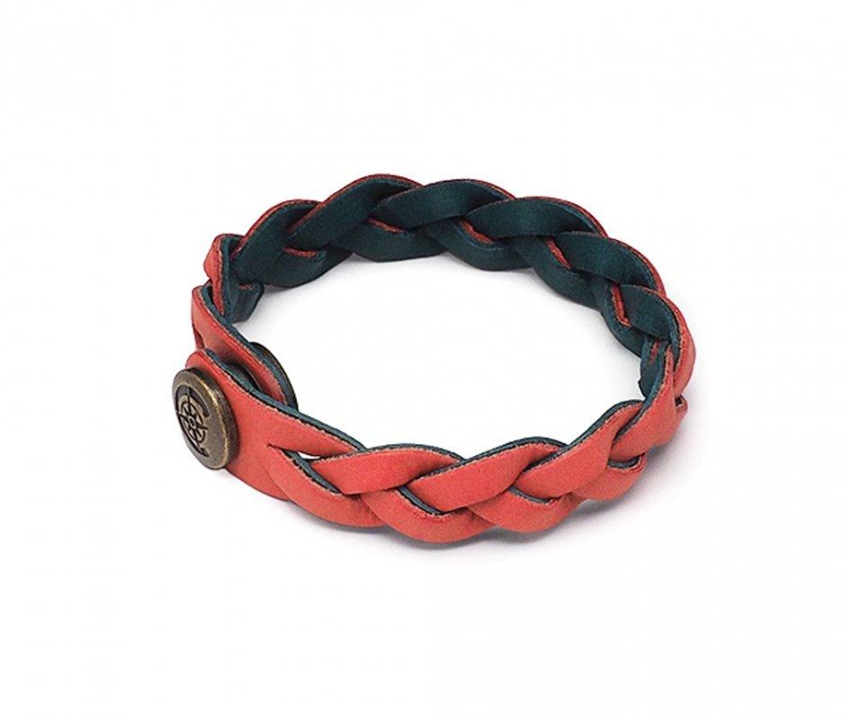 リバーシブルブレスレット [ピンク×ブルー] / Reversible Bracelet [PINK×BLUE]