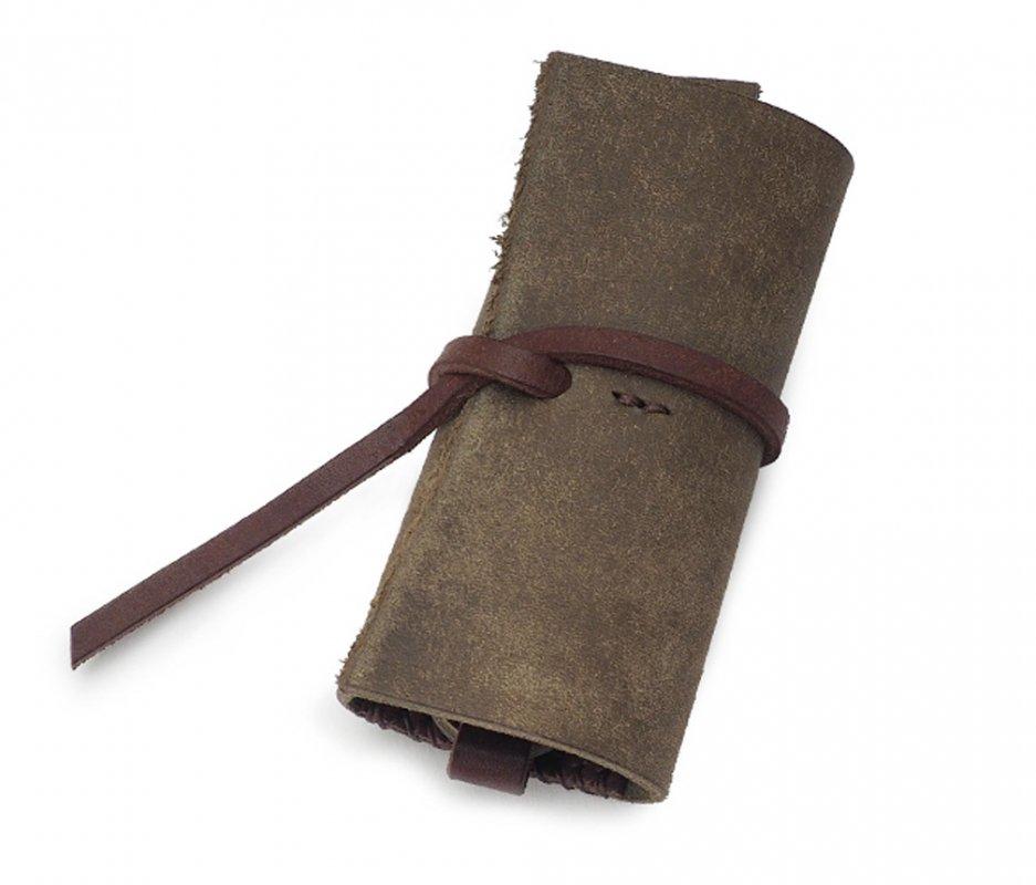 ロールキーケース [カーキ] / Roll Key Case [KAHKI]