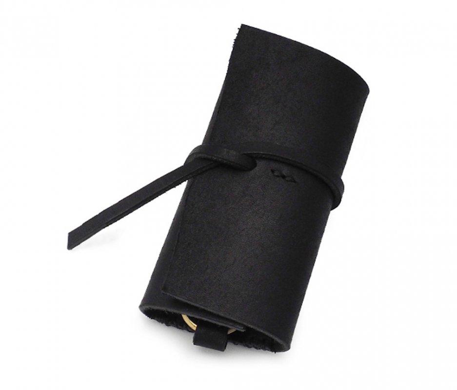 ロールキーケース [ブラック] / Roll Key Case [BLACK]