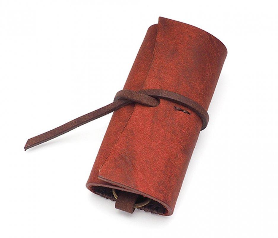 ロールキーケース [レッド] / Roll Key Case [RED]