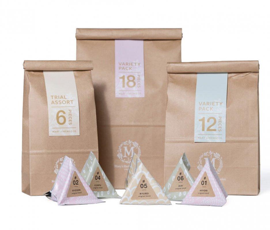 Variety 12 Packs
