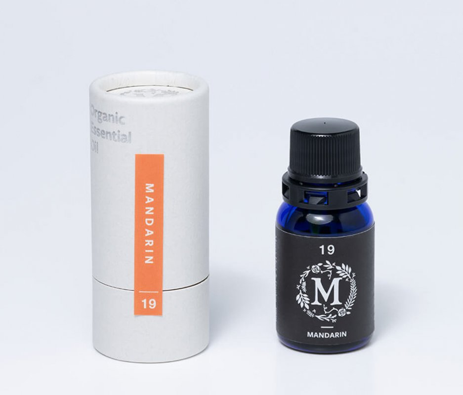 19 Mandarin/マンダリン