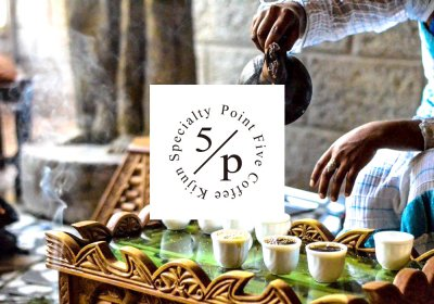 「Kijun Specialty Point Five Coffee」クィーンスマトラ マンデリン『インドネシア スマトラ島』スクリーン18(200g)