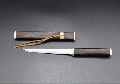 「小刀(こづか)」黒檀