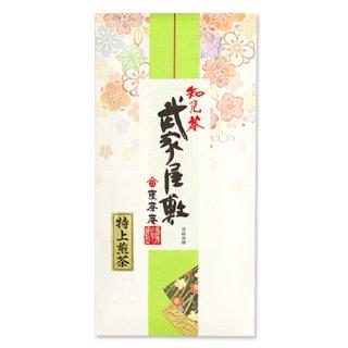 【ネコポス】知覧茶 武家屋敷 特上煎茶 やまぶき1本
