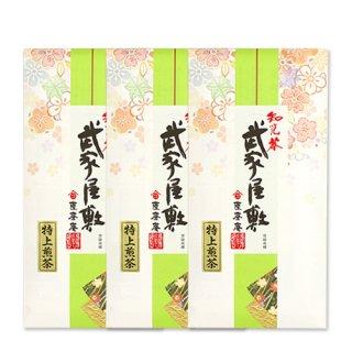 【ネコポス】知覧茶 武家屋敷 特上煎茶 やまぶき3本