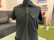 【OUTLET】Ip Select×ONYONEスタッフショルダーポロシャツ2019(袖ロゴあり)