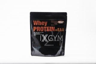 【IXGYM24】 ホエイプロテイン+EAA チョコレート 500g