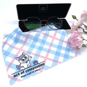 メガネ拭き  /  まめ  /  オリジナルグッズ