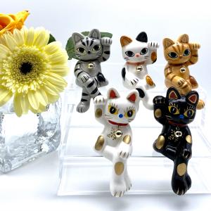 招き猫  /  Lucky Cat  /  安心の日本製