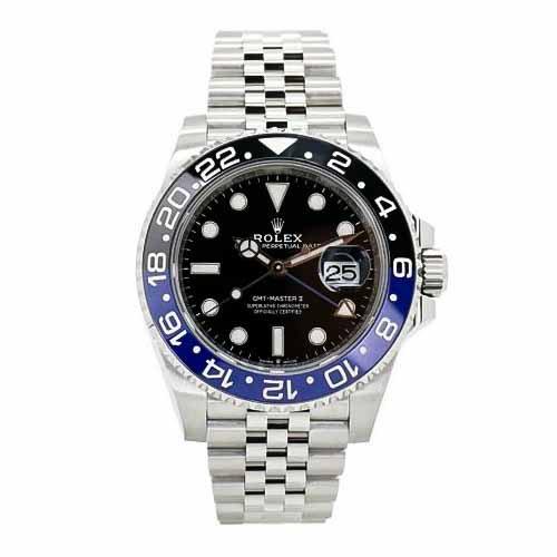 GMTマスター�(126710BLNR)【新品】