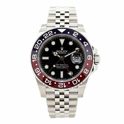 GMTマスター�(126710BLRO)【新品】