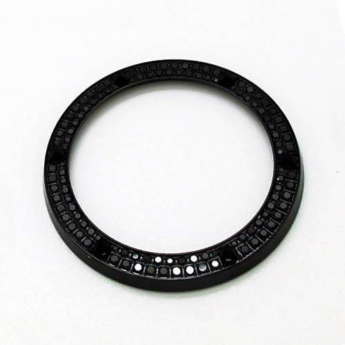 ビッグバン 44mm用 ブラックダイアモンドベゼル(社外品)【未使用品】