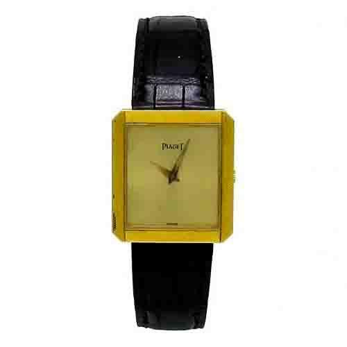 K18イエローゴールド 手巻き 腕時計(91548)【中古】