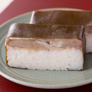 白身の昆布〆寿司(鯛 平目 甘鯛)