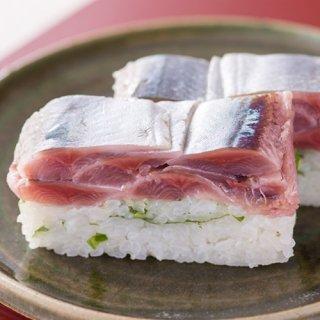 トロさんま寿司