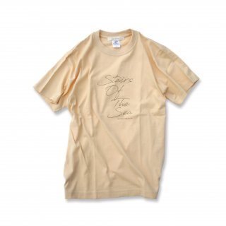 STAIRS 英字ロゴ Tシャツ