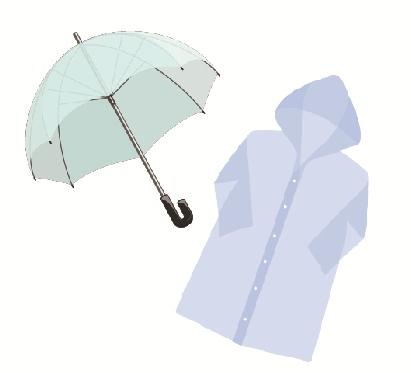 傘・レインコート