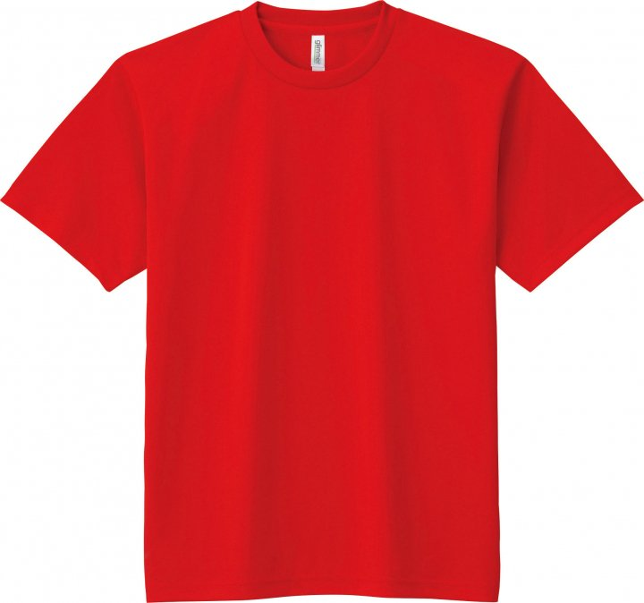 4.4 オンス ドライTシャツ 00300-ACT
