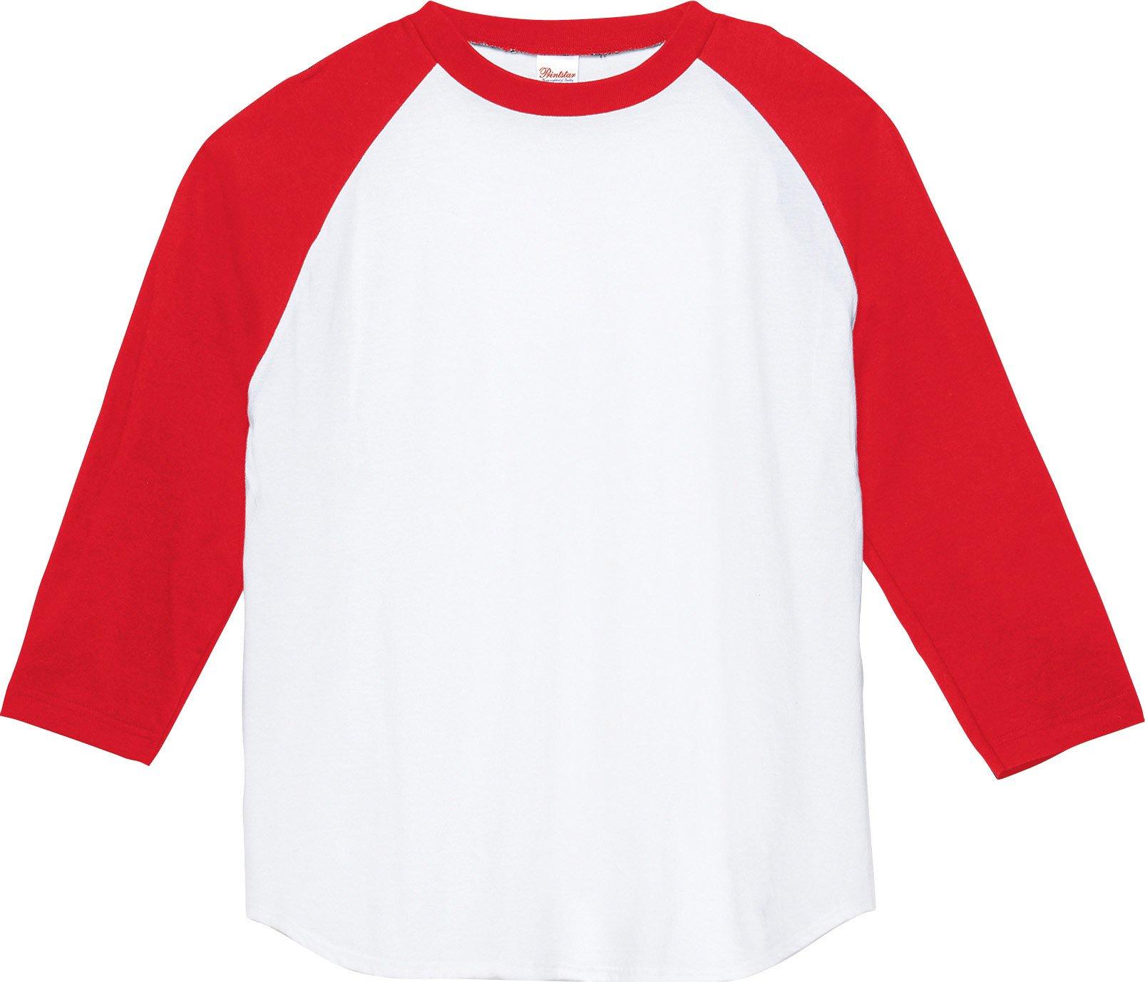 5.6オンス ヘビーウェイトベースボールTシャツ 00107-CRB